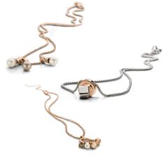 Melano Twisted Kettingen & Hangers
