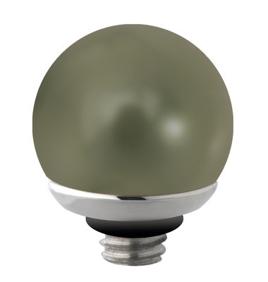 Melano Twisted Pearl Meddy Olive