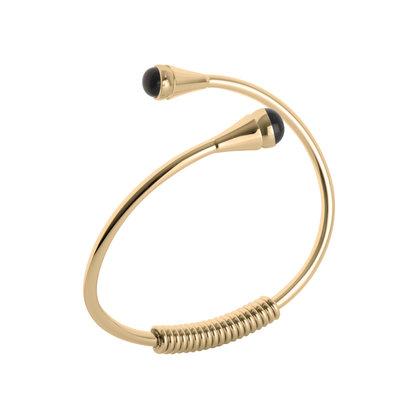 Melano Twisted Telma Armband Edelstaal Goudkleurig