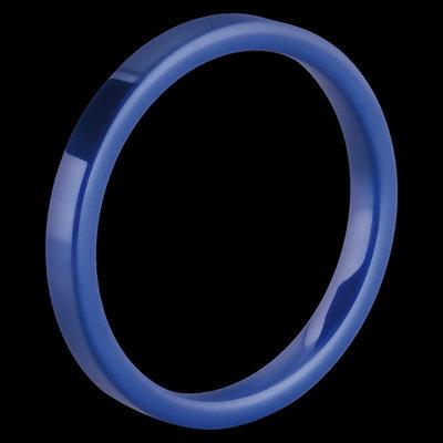 Melano Keramische Side Ring Mat Blauw