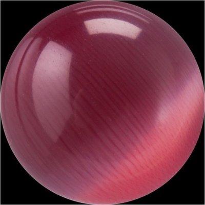 Melano Cateye balletje Dark Pink