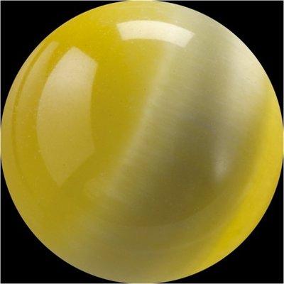 Melano Cateye balletje Yellow