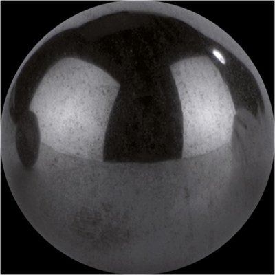 Melano GEM Stone Ball Hematide