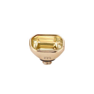 Melano Twisted Meddy 6mm Pillow Rose Goudkleurig Gold-coloured Shadow
