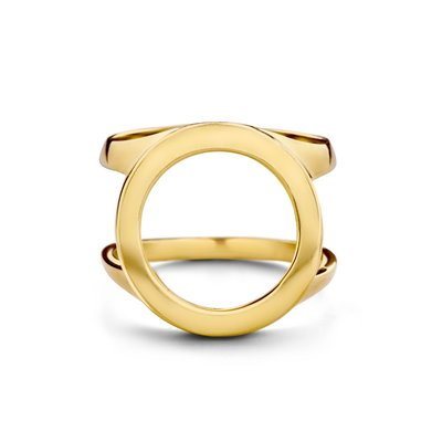 Melano Friends Cover Ring Goudkleurig