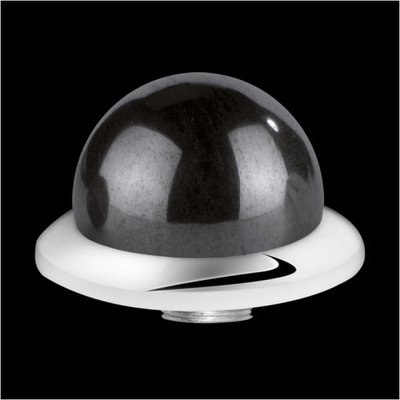 Melano Sturdy Meddy Low Ball Hematite