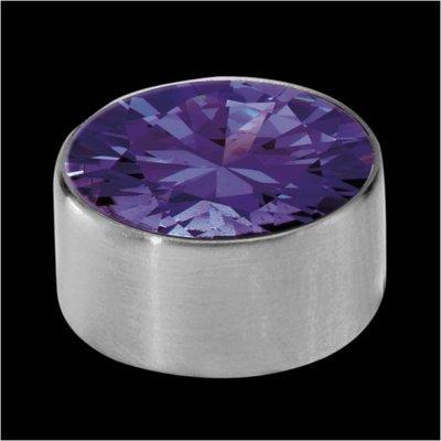 Melano Sturdy Meddy Zirkonia Purple