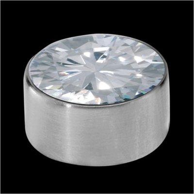 Melano 2de Kans  Sturdy Meddy Zirkonia Crystal 6mm