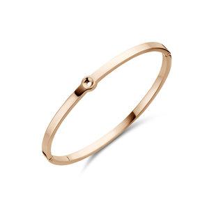 Melano Twisted Tabora armband rosekleurig