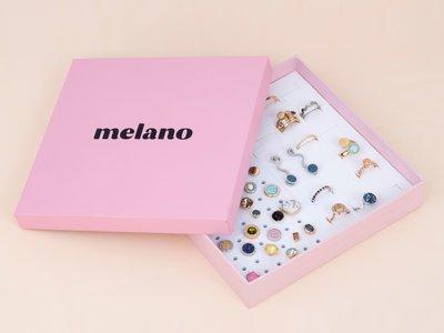 Melano Sieraden Box