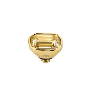 Melano Twisted Meddy 6mm Pillow Goudkleurig  Gold-coloured Shadow