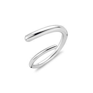 Melano Helix Ring Limited Edition Zilverkleurig